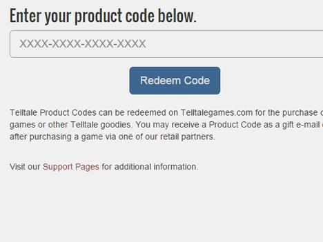 Hvordan aktiverer jeg mit Telltale Games-spil?